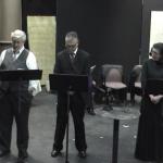 Harding, Daugherty, and Mrs. Harding