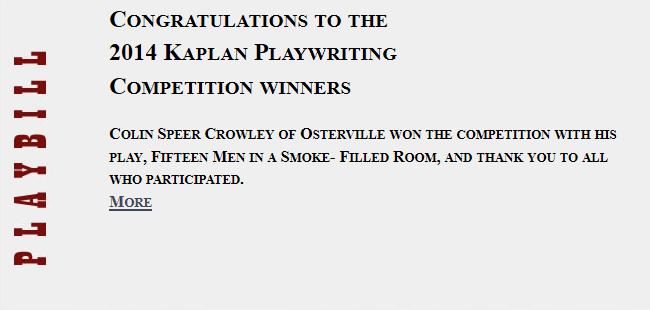Kaplan Congrats