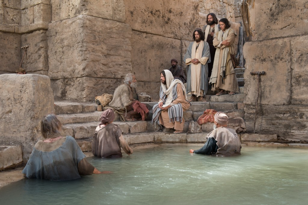 Beggar of Bethesda
