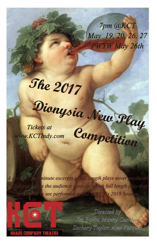 Dionysia New Play