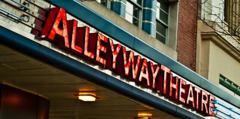 Alleyway Marquee