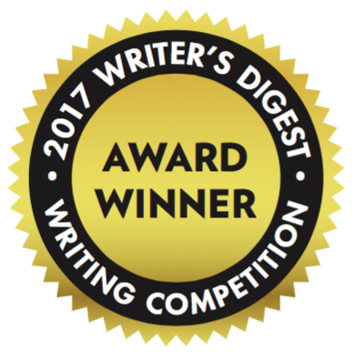 Writers' Digest Award Emblem