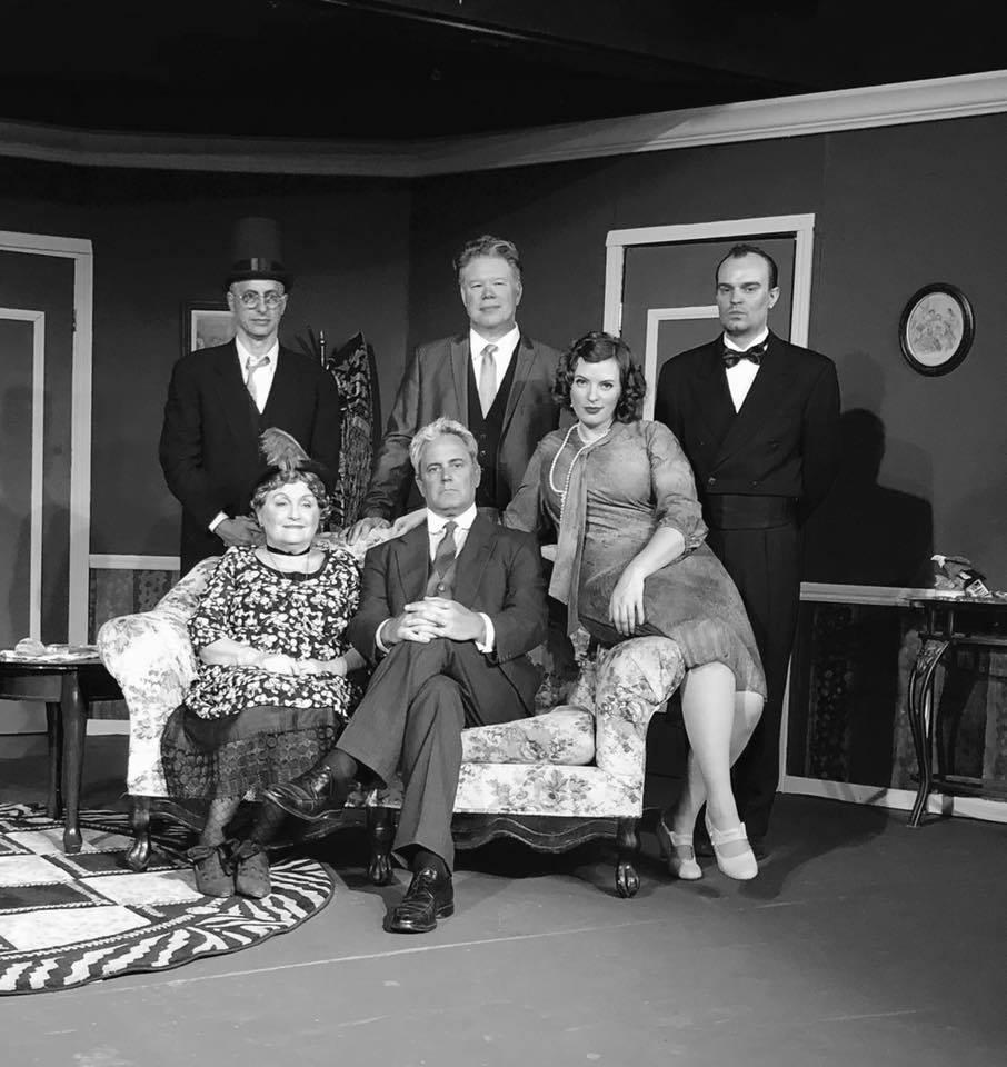 Fifteen Men cast photo